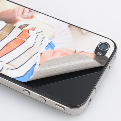 skin iphone4 personalizat