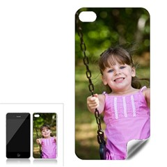 skin, sticker telefon iphone4 personalizat