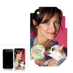 skin, sticker telefon iphone3g, 3gs personalizat