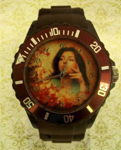 ceasuri de mana colorate mari, personalizate, cadouri
