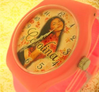 ceasuri colorate, accesorii la moda, personalizate