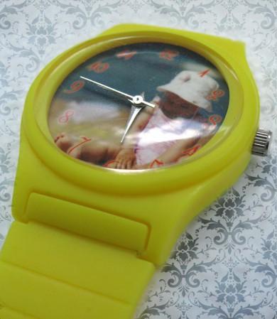 ceasuri de mana colorate, personalizate, cadouri pt femei si copii
