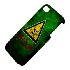 carcasa personalizata smartphone apple iphone 4, 4s