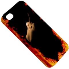 carcasa personalizata smartphone apple iphone 4, 4s extradura
