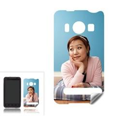 skin, sticker smartphone HTC personalizat cu propriile imagini
