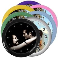 Ceasuri personalizate de perete
