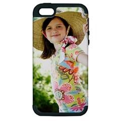 Carcasa Apple iPhone 5 personalizata cu propriile imagini