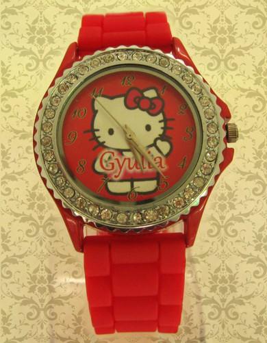 ceasuri  colorate pt ea, personalizate