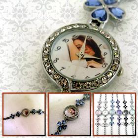 ceas dama elegant, personalizat