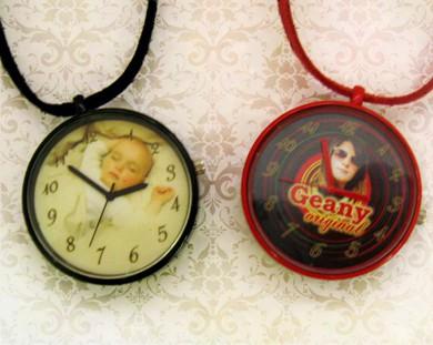 ceasuri breloc personalizate cu poza