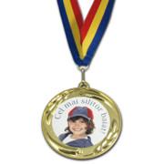 Medalie cu poza