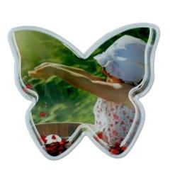 glob foto fluture personalizat