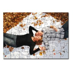 puzzle carton personalizat 48 piese