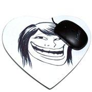 mousepad inima personalizat cu poze