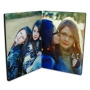 panel dublu foto personalizat cu doua poze