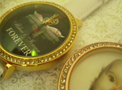 ceas de mana femei cu poza, cadouri personalizate