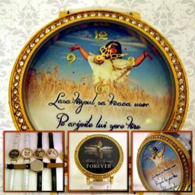 ceas dama elegant, personalizat, cadou pentru ea