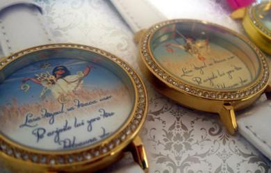 ceasuri femei, cadran mare cu cristale, personalizate cu poze