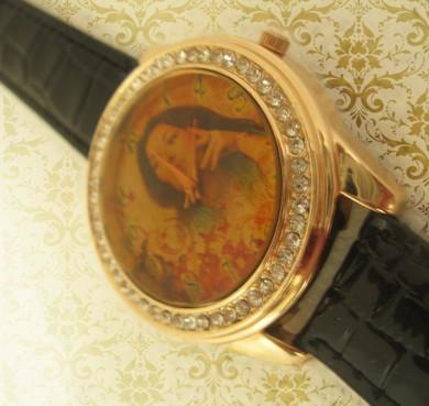 ceasuri de mana mari, cadran cu propria poza, cadouri personalizate