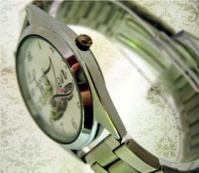 ceasuri de mana pentru el sau ea, metalice, personalizate cu propriile poze, text
