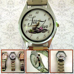 ceasuri personalizate, metalic mic, pentru el si ea