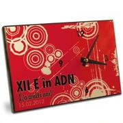 Ceasuri personalizate cu poze si suport pt birou, mdf, lemn