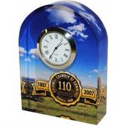 Ceasuri personalizate acrilic, cu poza, pt birou