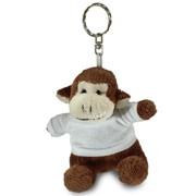breloc animalute plus cu tricouri personalizate, maimuta