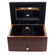 cutie bijuterii personalizata gravura text
