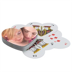 carti joc inima personalizate cu poze