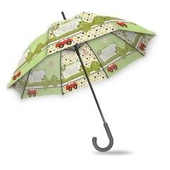 umbrela cui mica personalizata cu poza