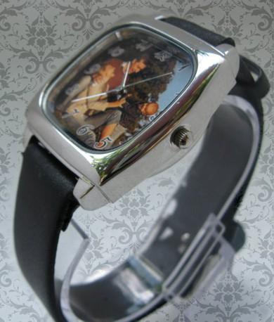 ceas pt el sau ea, patrat mediu, personalizat cu poze, cadouri personalizate