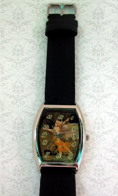 ceas personalizat de mana