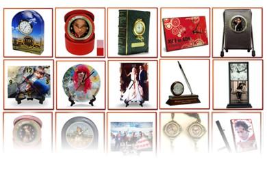 ceasuri de birou personalizate, cadouri