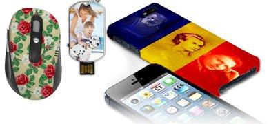 gadgeturi, mouseuri, carcase telefon personalizate