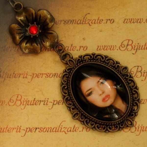 medalioane cu poze, bijuterii personalizate