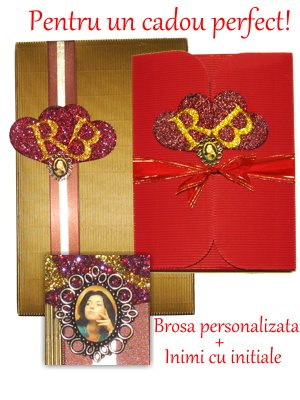 carti personalizate, cadouri Craciun
